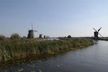 Kinderdijk by Kbecq