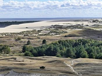 Curonian Spit by Clyde