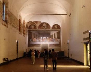 Santa Maria delle Grazie by Solivagant