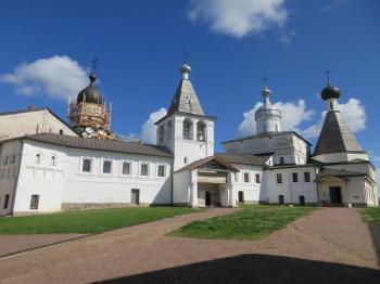 Ferapontov Monastery by Wojciech Fedoruk