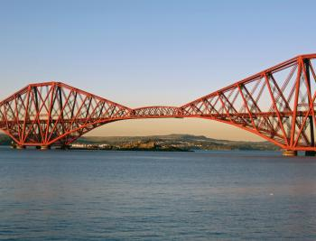 Forth Bridge by Jay T