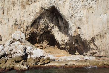 Gorham's Cave Complex by hubert