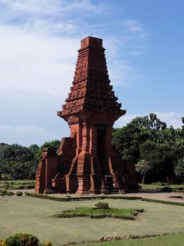 Trowulan - Former Capital City of Majapahit Kingdom (T) by Elisabeth Fransisca Situmorang