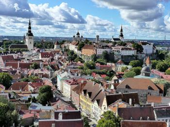 Tallinn by Clyde
