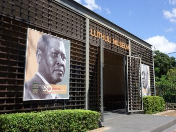 Human Rights, Liberation Struggle and Reconciliation: Nelson Mandela Legacy Sites (T) by Els Slots