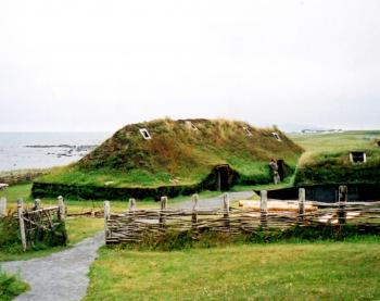 L'Anse aux Meadows by Jay T