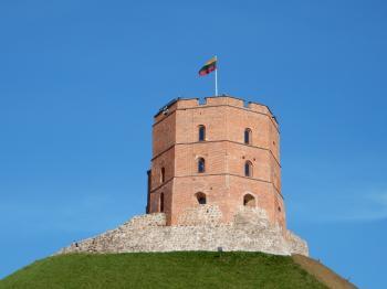Vilnius by Klaus Freisinger