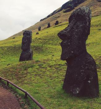 Rapa Nui by nan