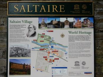 Saltaire by Klaus Freisinger