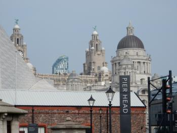 Liverpool by Klaus Freisinger
