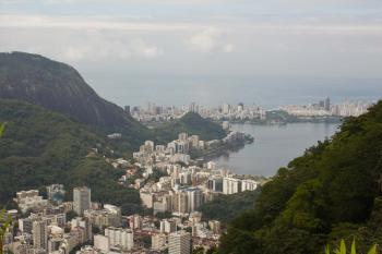 Rio de Janeiro by Michael Turtle