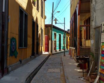 Valparaiso by nan