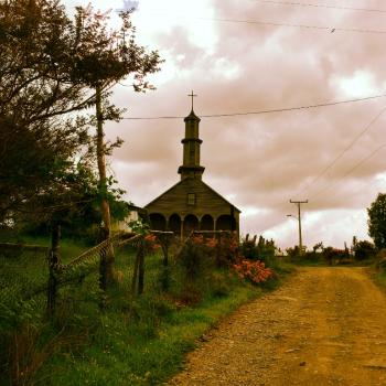 Churches of Chiloé by nan