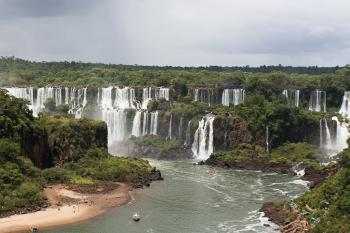Iguazu National Park by Michael Turtle