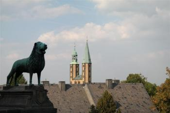 Rammelsberg and Goslar by Kbecq