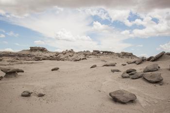 Ischigualasto / Talampaya by Michael Turtle