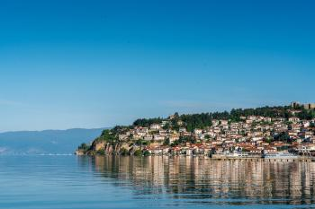 Ohrid Region by Gary Arndt