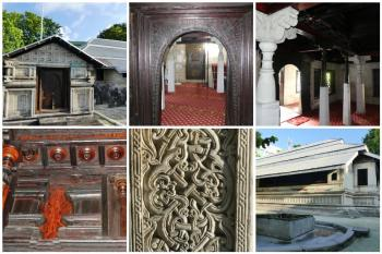 Coral Stone Mosques of Maldives (T) by Clyde