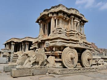 Hampi by Clyde