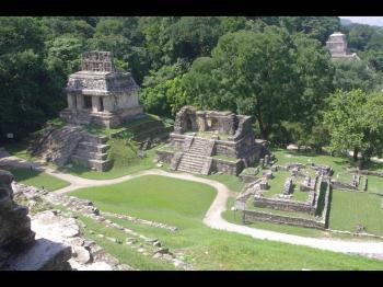 Palenque by Thibault Magnien