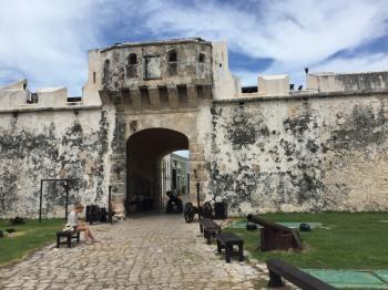 Campeche by Thibault Magnien