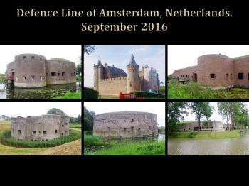 Defence Line of Amsterdam by Thibault Magnien