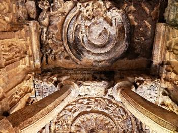 Evolution of Temple Architecture - Aihole-Badami- Pattadakal (T) by Clyde