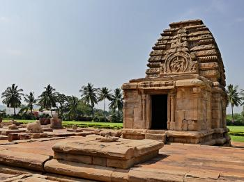 Pattadakal by Clyde
