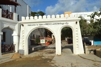 Lamu Old Town by Michael Novins