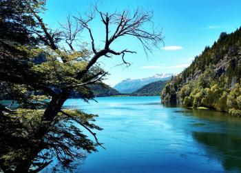 Los Alerces National Park by nan