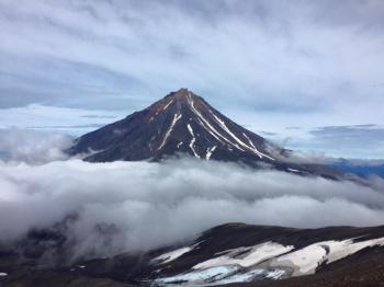 Volcanoes of Kamchatka by Martina Ruckova