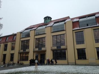 Bauhaus Sites by Ian Cade