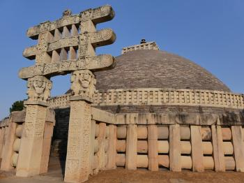 Sanchi by Clyde