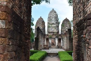 Sukhothai by bernard Joseph Esposo Guerrero