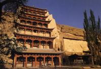 Mogao Caves by Solivagant