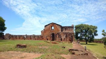 Jesuit Missions of Trinidad and Jesus by nan