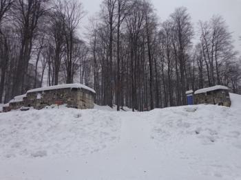 Dacian Fortresses by Tsunami