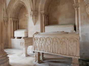 Monastery of Alcobaça by Klaus Freisinger