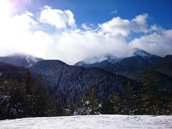 Pirin National Park by Tsunami