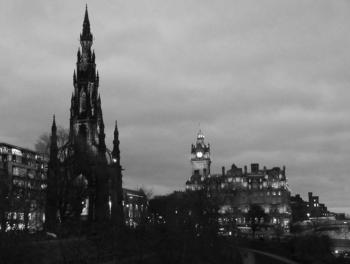 Edinburgh by Tsunami