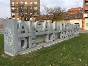 Alcala de Henares by Tom Livesey