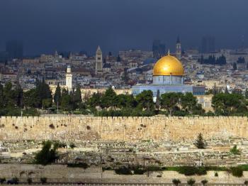 Old City of Jerusalem by Jay T