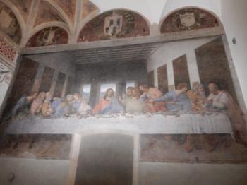 Santa Maria delle Grazie by Klaus Freisinger