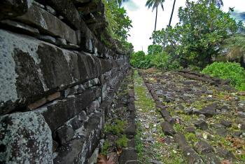 Nan Madol by Gary Arndt