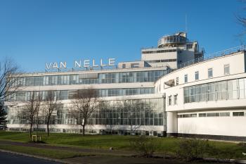 Van Nellefabriek by Gary Arndt