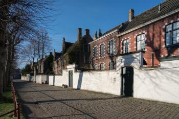 Flemish Béguinages by Gary Arndt