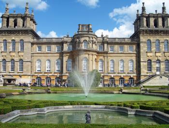 Blenheim Palace by Jay T