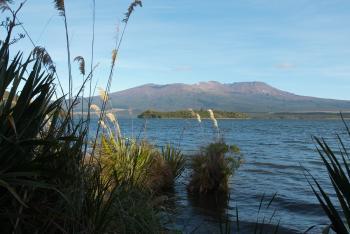 Tongariro National Park by Gary Arndt