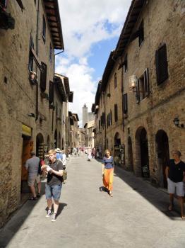 San Gimignano by echwel