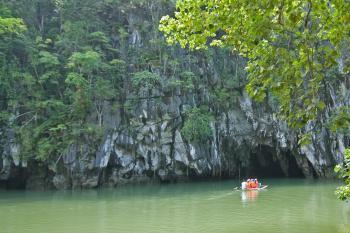 Puerto-Princesa Subterranean River by Gary Arndt